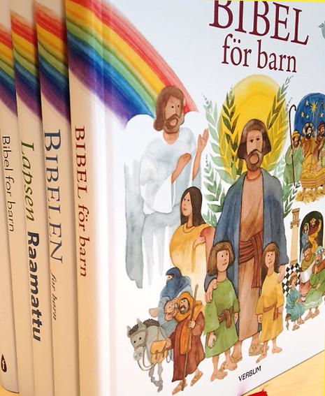 Bibel för barn 2016 1