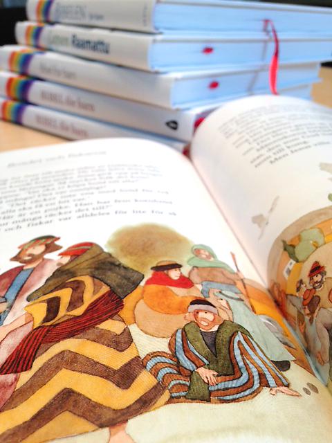 Bibel för barn 2016 2