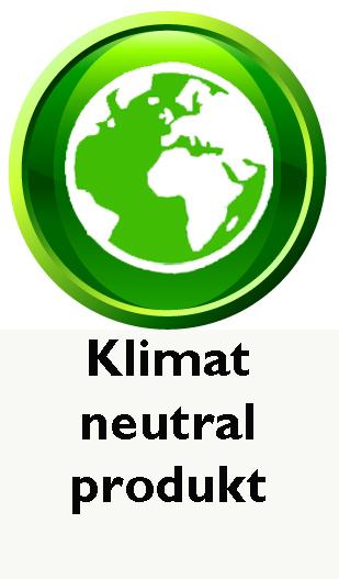 Klimatneutral produkt